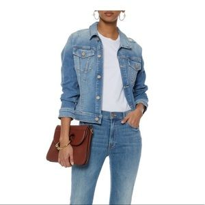 Mother Denim Jean jacket